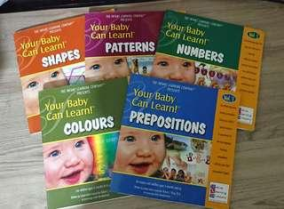 Your Baby Can Learn! Books
