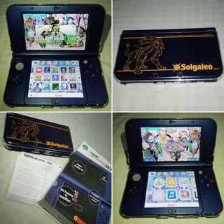 Nintendo 3ds XL + games
