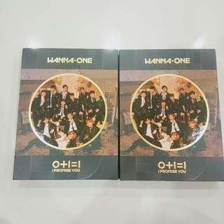 [WTS] WANNA ONE I PROMISE YOU ALBUM