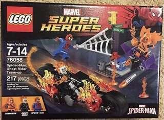 Lego 76058.