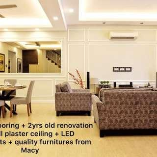 Kota Kemuning 2 Storey House Fully Furnished with Golf Club membership