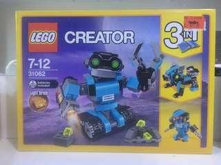 Lego Creator (with light brick)-31062