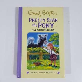 Pretty Star the Pony by Enid Blyton [Hardcover]