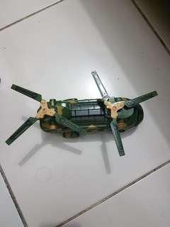 Helikopter Bump'N GO