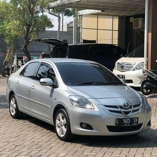 Toyota New Vios G Manual 2007