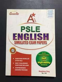 PSLE English Exam Papers