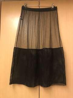 🚚 質感 外搭紗裙