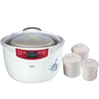 Anshin double boiler