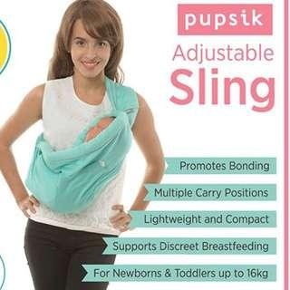 9783f58f219 BN Pupsik Pouch  Sling