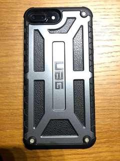 100% Authentic iPhone 6+, 7+,8+ UAG Mornarch case