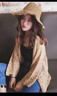 Brown Outwear/Cardigan