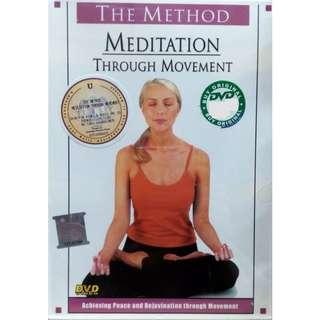 Katalin Zamiar The Method Meditation Through Movement DVD