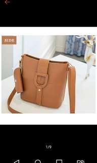 2in1 sling bag