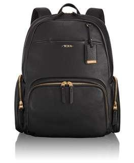 100% Authentic Tumi Calais Backpack Leather