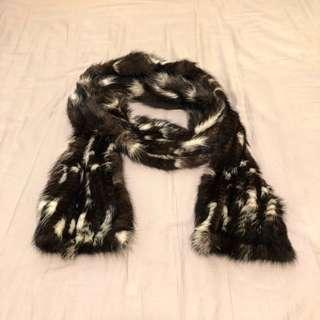 貂鼠 scarf