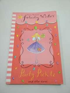 Clear! P1/P2 Girls Novel Short Stories: Felicity Wishes