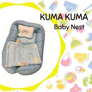 Kumakuma baby nest sewa @babyelrent