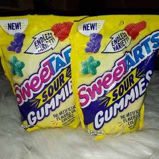 Sweetarts Sour Gummies