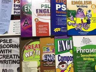 PSLE Study Pack - 10 Books