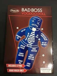 巫術公仔 邊個老闆唔抵死  Bad Boss Voodoo Doll
