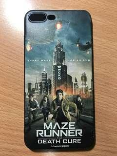 Maze Runner cover for iPhone 7 plus