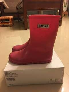 🚚 Stample兒童雨靴