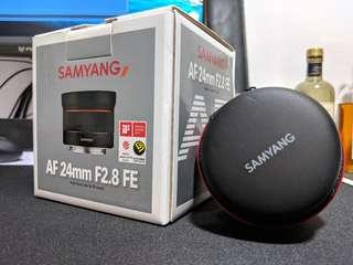 Samyang AF 24mm F2.8 FE for Sony FE
