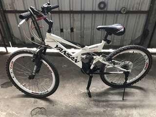 超新淨24寸YANSAN原廠單車