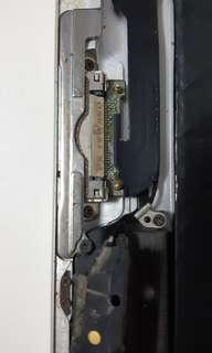 Apple ipad 2 power connector assembly
