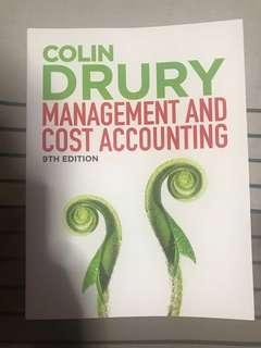 🚚 Management Accounting Textbook (Druby)