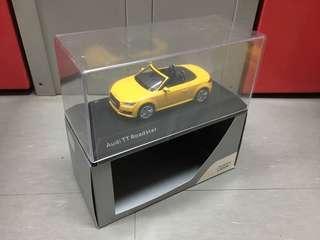 1:43 Audi TT Mk.III