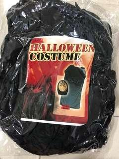 Halloween costume with mask (adults)
