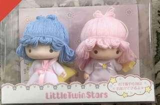 Little Twin Stars 冷頭公仔