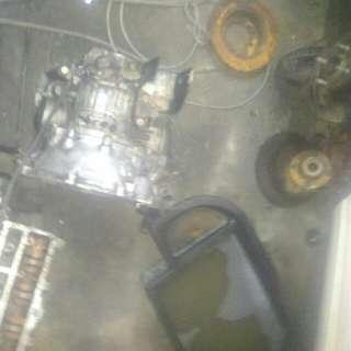 Gearbox wira 1.5 auto 0192924755