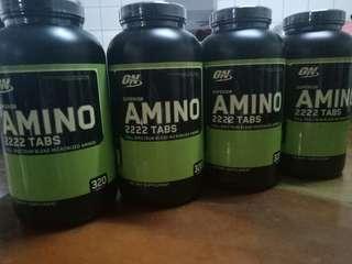 🚚 Amino 2222(2瓶)