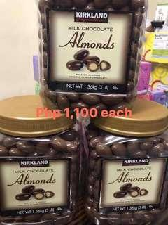 Kirkland Almond Chocolate