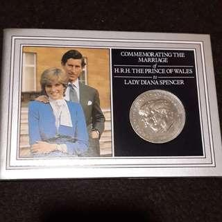 Princess Diana Coin