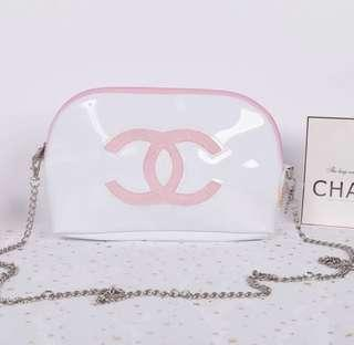 Chanel authentic patent vip gift
