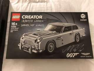 LEGO Creator 007 DB Aston Martin