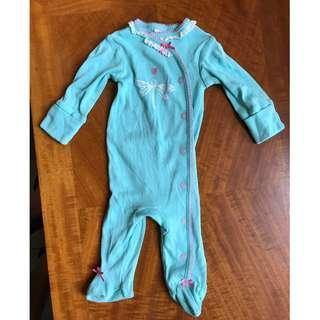 (包郵) 初生嬰兒連身衣 Baby Bodysuit