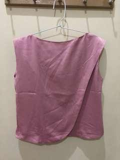 Mineola - Pink top