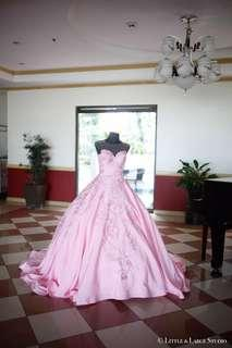 Debutante's Ball Gown FOR RENT