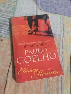 Paulo Coelho Books (100php each)