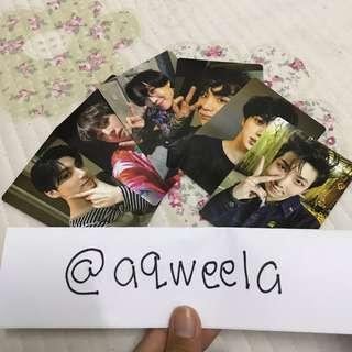 WTS ARMY BOMB VER 3 PHOTOCARD