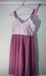 Purple dress #mauIphoneX