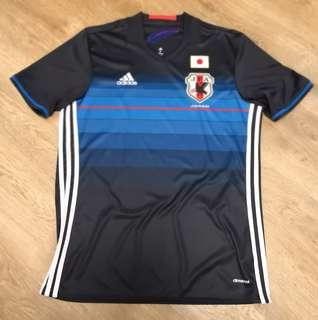 日本男子隊球衣 中碼 adidas Japan National team kit size M