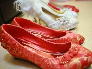 婚鞋,晚裝鞋