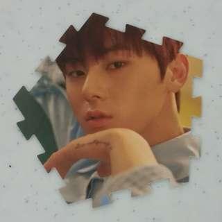 Wanna One / NU'EST Hwang Min Hyun (MinHyun) - I Promise U Day ver. Tazo