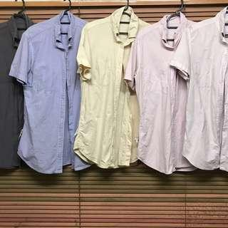 Uniqlo Oxford Shirts