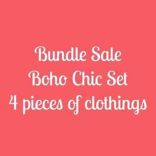 #bundlesforyou Boho Chic Bundle Set